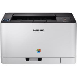 Samsung Xpress SL-C430W Laser Printer Color 2400 x 600 dpi Print Plain Paper Print Desktop 19 ppm Mono   4 ppm Color... by Samsung