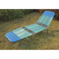 Mainstays PVC Beach Chair, Blue