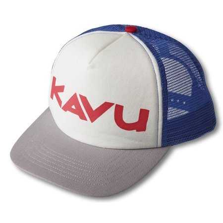 05f797924 NW93 Cap, Nautical, One Size, Traditional Trucker Fit By KAVU ...
