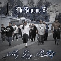 My Gang Related (CD) (explicit)