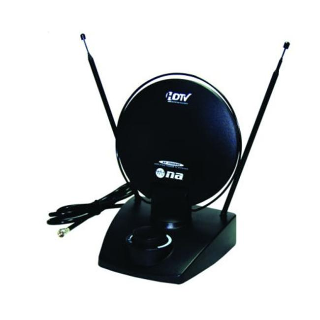 NA Amplified HDTV Antenna with Rotates 360 Degrees - KF7000HD