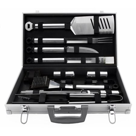 Click here for 21 Piece Stainless Steel Tool Set with Aluminum Ca... prices