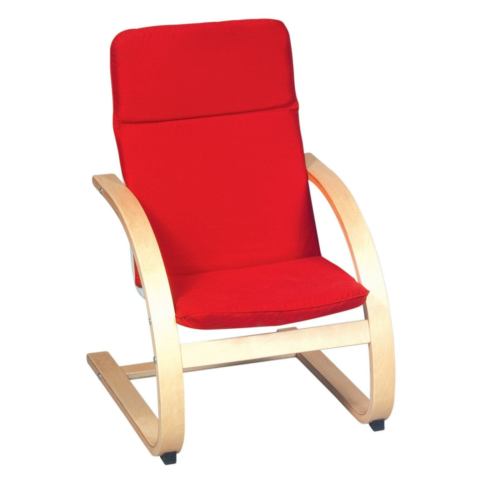 Guidecraft Nordic Kid's Rocking Chair