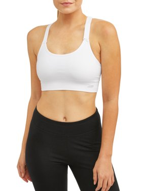 Avia Women's Seamless Keyhole Sports Bra
