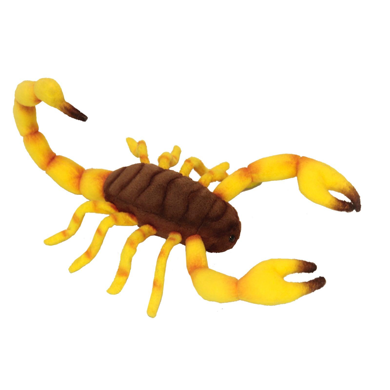 "Hansa Plush Scorpion, 14"""