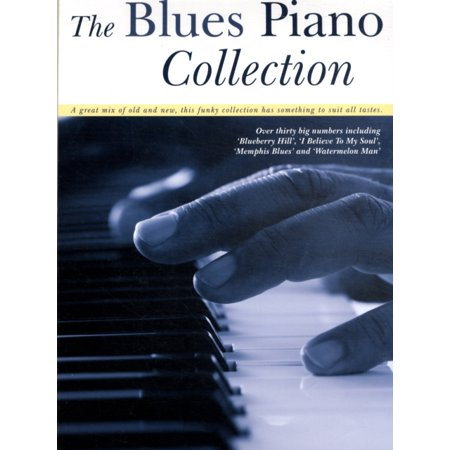 The Blues Piano Collection Pf (Sheet music)