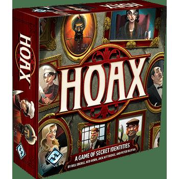 Hoax Strategy Board Game