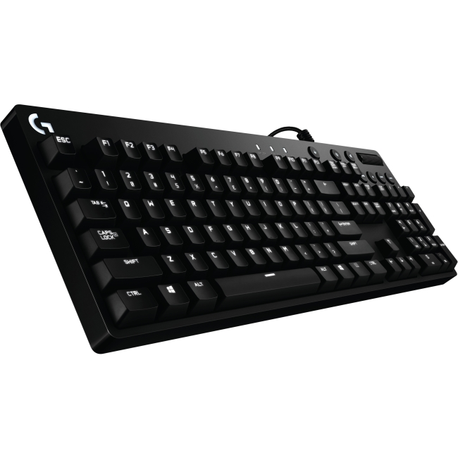 Logitech G610 Orion Cherry Brown Backlit Mechanical Gaming Keyboard