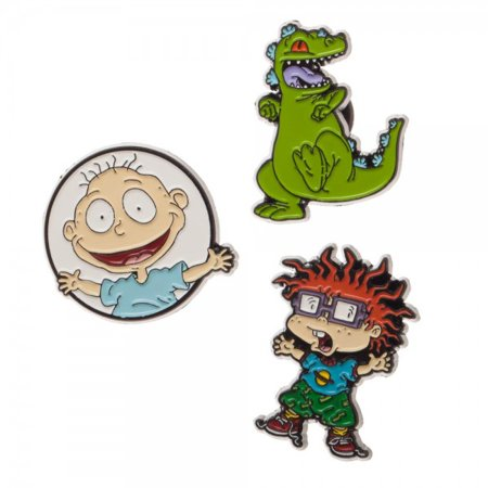 Pin - Rugrats - Lapel 3 Pack New Licensed lp5lv6rug - Rugrats Decorations