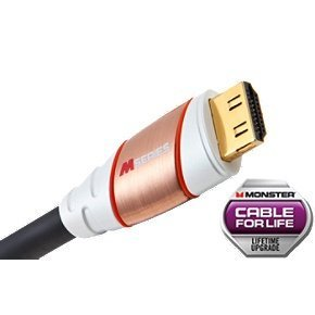 Monster M Series M1000 HDTV HDMI Cable (35 feet) (Discontinued by Manufacturer) Monster Cable Satellite Tv