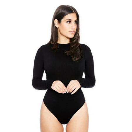 OUMY Women Bodycon Jumpsuit Romper Party Leotard Bodysuit Bottom Tops ()