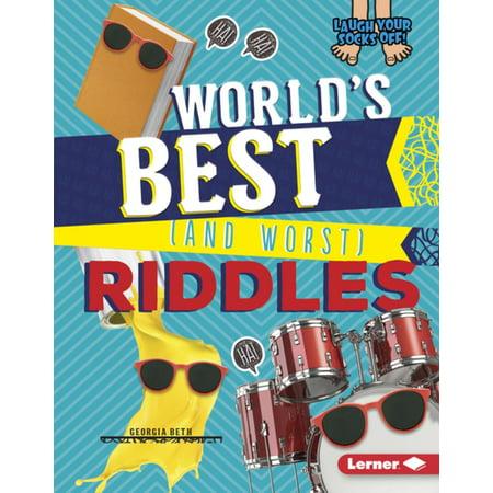 World's Best (and Worst) Riddles - eBook