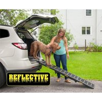 Travel Lite Tri-Fold Reflective Pet Ramp