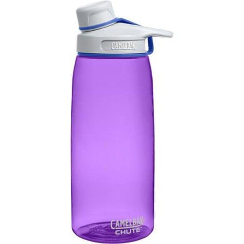 Camelbak 1278501001 Chute 1L Water Bottle -Color- Lotus Purple by CamelBak