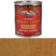 Honey Maple Oil Stain, Quart