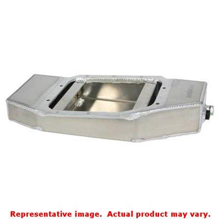 Moroso 20975 Moroso Oil Pan Fits:NISSAN 1991 - 1999 180SX S13 L4 2.0 T - S13 Sr20det Oil