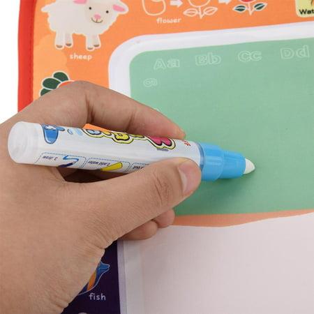 Portable Painting Board,HURRISE Novel Magic Portable Cloth Painting Board for Kid Child Painting Writing Calculating - image 6 de 8