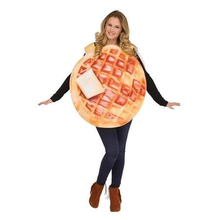 Waffle Adult Halloween Costume