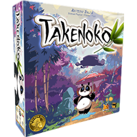 Takenoko Strategy Board Game