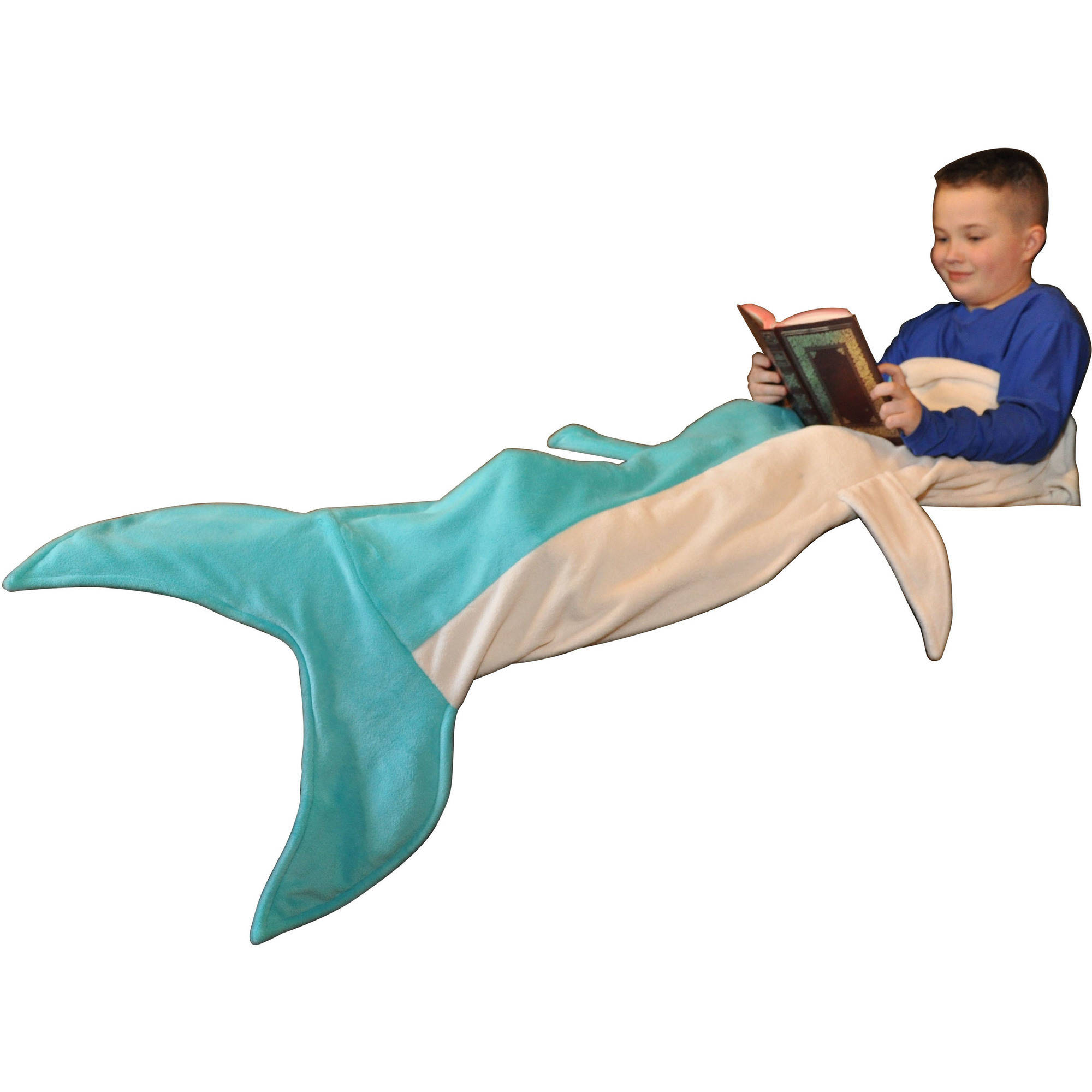 Shark Fleece Throw
