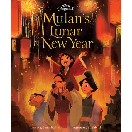 Mulan's Lunar New Year (Hardcover)