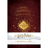 Harry Potter 2019-2020 Weekly Planner (Other)