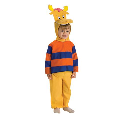 Backyardigans Pablo Halloween Costumes (Childs Tyrone Backyardigans)