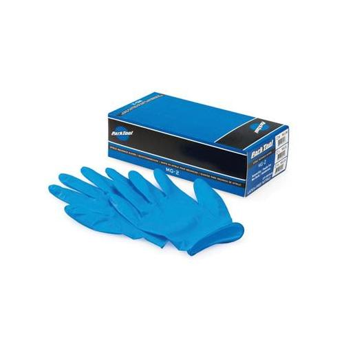 Park Tool Nitrile Bicycle Mechanics Gloves - Box of 100 - MG-2 (M)