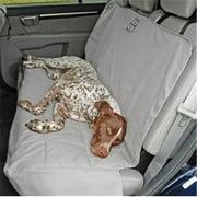Petego EBSPRS GR Rear Car Seat Pet Protector in Grey
