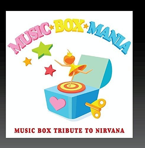 Music Box Tribute to Nirvana by ROMA MUSIC GROUP