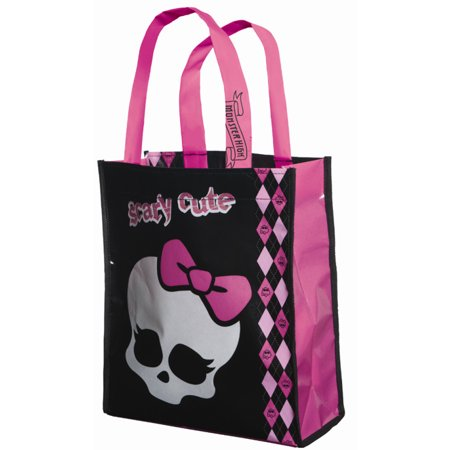 Monster High Trick or Treat Bag Child Halloween Accessory](Ghoulish Halloween Treats)