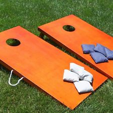 Click here to buy Triumph 2'x4' Rosewood Beanbag Toss by Escalade Sports.