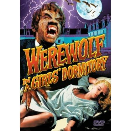 Werewolf in a Girl's Dormitory (DVD)](Werewolf And Girl)