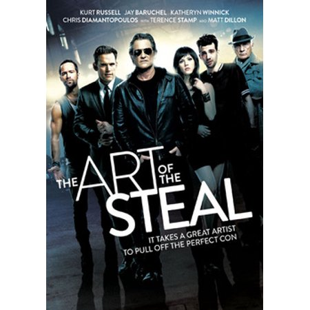 The Art of the Steal (DVD) ()
