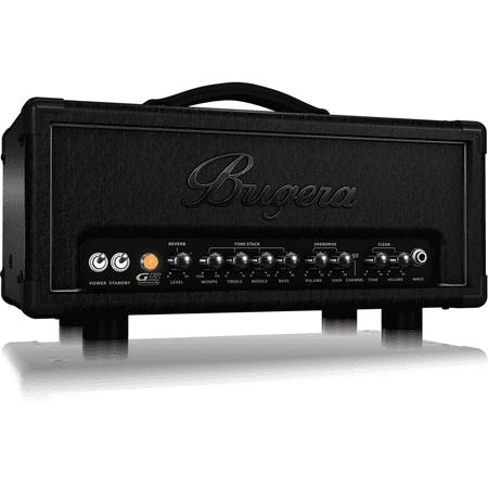 Bugera G5 Infinium Class-A Guitar Tube Amp Head w/ Morph EQ & Reverb - 5