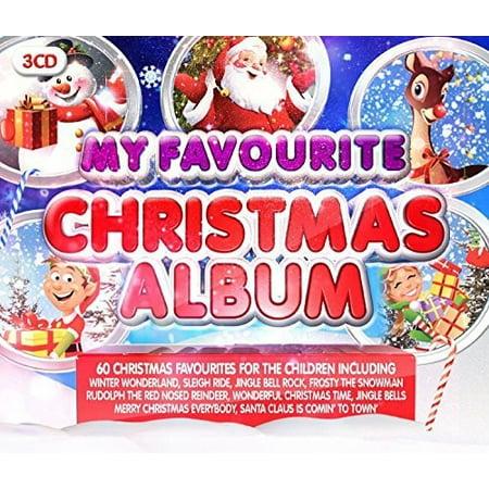 My Favourite Christmas Album / Various (CD) - My Favourite Album Halloween