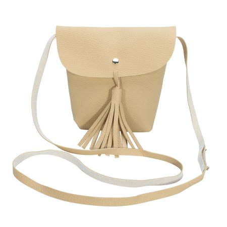 4pcs Women PU Leather Handbag Shoulder Bag Tote Purse Messenger Satchel Clutch - image 2 de 7