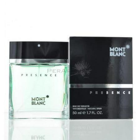 MontBlanc Presence For Men