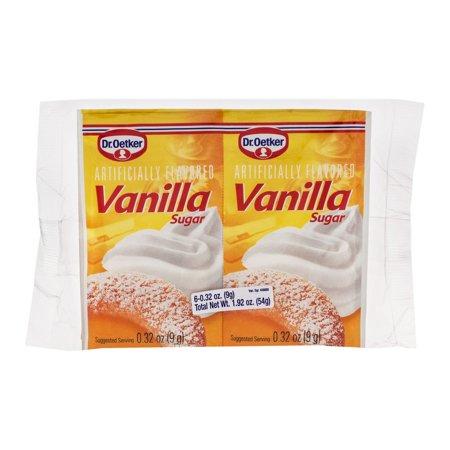 Dr. Oetker Vanilla Sugar, 0.32 Ounce ()