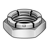FLEXLOC Lock Nut,3/8-16,Steel,Cadmium,PK100 217460-PG