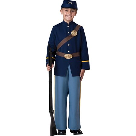 Child Boy Civil War Soldier Costume by Incharacter Costumes LLC - Civil War Dresses For Sale Cheap