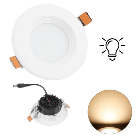 4 pack ceiling lights recessed lighting adjustable dimmable