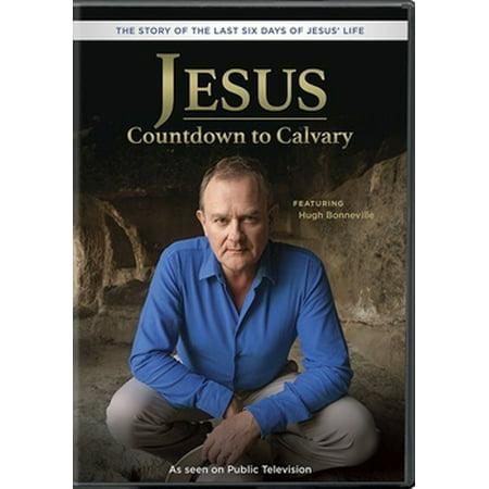 Jesus: Countdown to Cavalry (DVD) - Halloween Countdown 4 Days