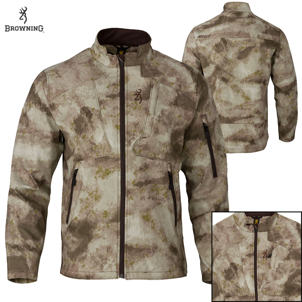 Browning Hell's Canyon Speed Backcountry Jkt (2X)-ATACS AU