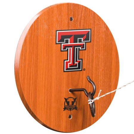Texas Tech Red Raiders Ring - Texas Tech Red Raiders Hook and Ring Game - No Size