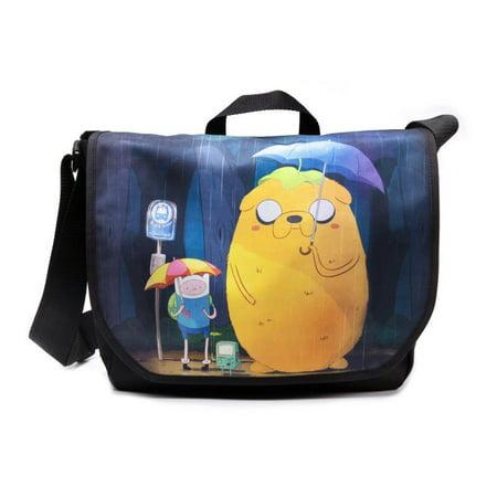 Adventure Time - Finn & Jake Totoro Messenger Bag [Toy] for $<!---->