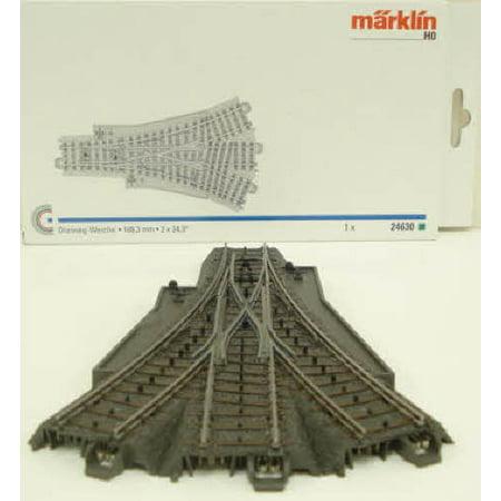 Marklin 24630 C Track 3-Way Turnout