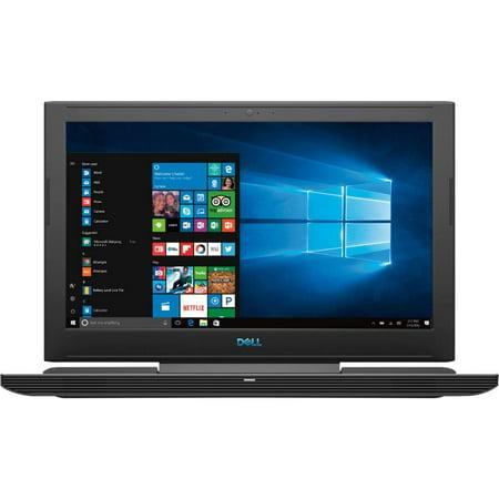 "Dell G7 15 Gaming Laptop (Intel Core i7-8750H, 8GB RAM, 128GB SSD + 1TB HDD, 15.6"" Full HD (1920x1080), NVIDIA GTX 1050 Ti, Wifi, Bluetooth, Webcam, 3xUSB 3.1, 1xHDMI, 1xThunderbolt, Win 10 Home)"