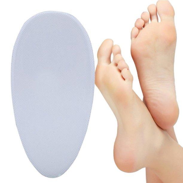 Tebru Tempered Glass Foot File Glass Callus Remover Professional
