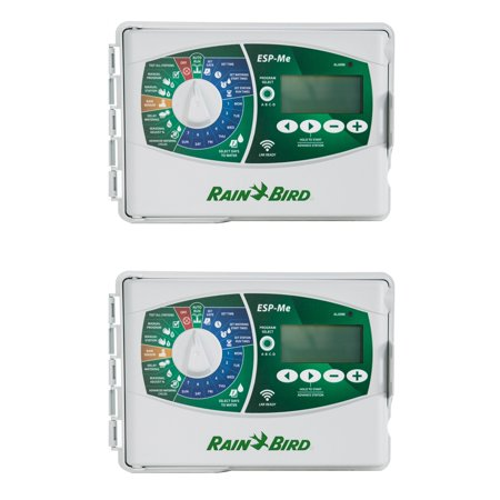 Rain Bird Smart WiFi 10 Station Irrigation Sprinkler Controller Timer (2